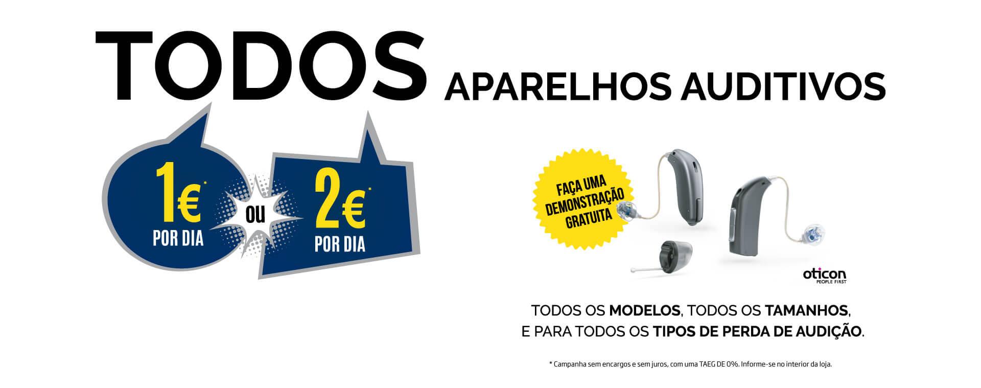 Campanha 1 ou 2€