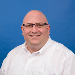 Regionalleiter Antonio Costantino