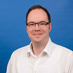 Regionalleiter Daniel Lange