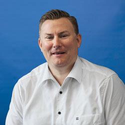 Regionalleiter Oliver Gerig