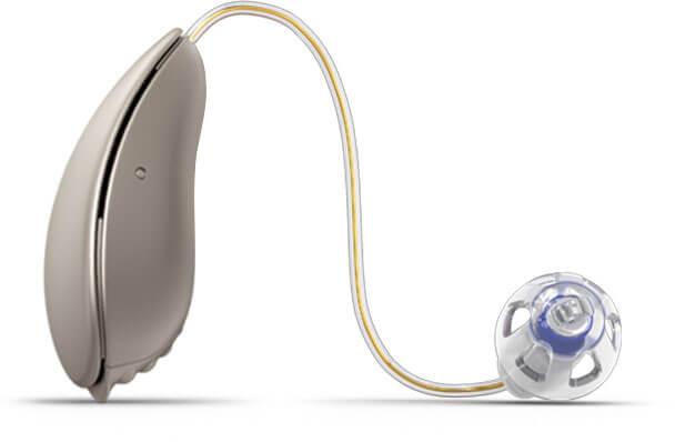 Bild von einem Hörgerät
