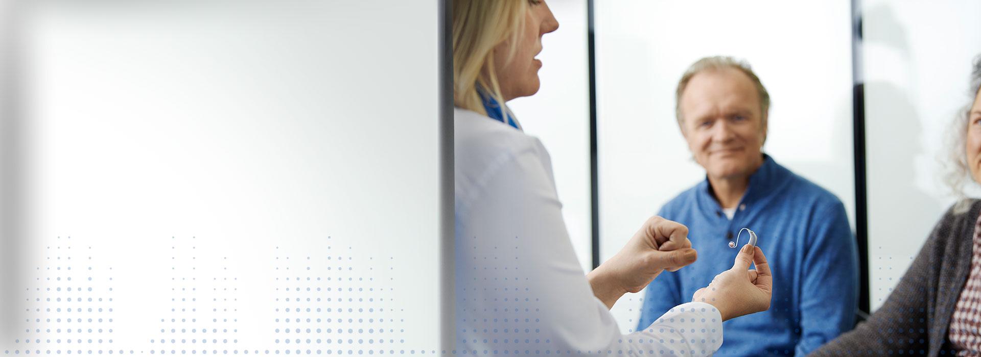 Periodieke controle gehoorapparaat