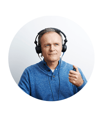 Testa din hörsel online. Gör vårt online hörseltest.  Vårt online hörseltest tar bara 5 minuter och du får reda på svaret direkt.