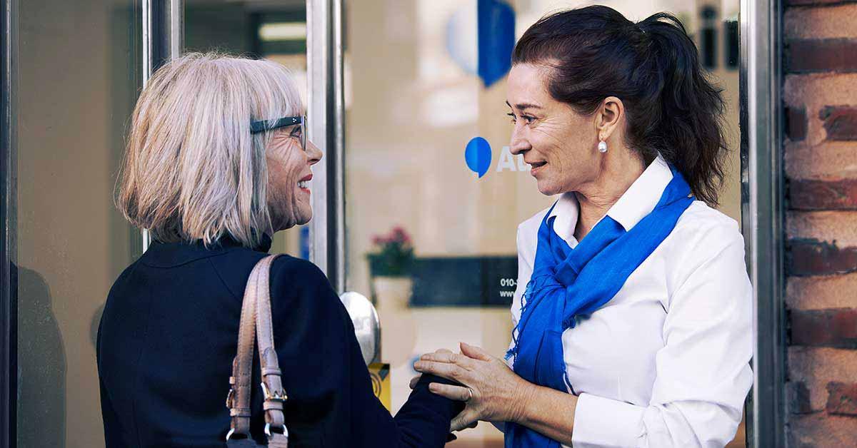 Audika öppnar ny hörselklinik i Landskrona med fokus på patientens behov.