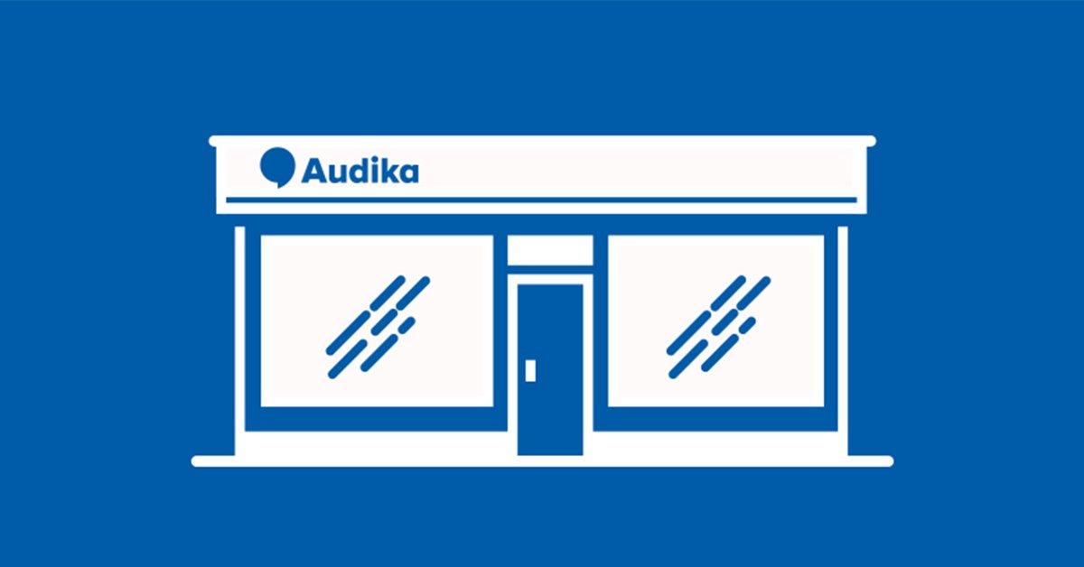 Audikas hörselkliniker har ändrade öppettider från och med 5 februari