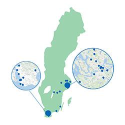 Audika är experter på hörsel och hörapparater. Audika har ett 30-tal hörselkliniker runt om i Sverige. Få hjälp med din hörsel hos Audikas audionomer & hörselkliniker. Audikas hörselkliniker finns i Stockholm, Uppsala, Östergötland, Kalmar, Karlskrona, Västerås och Skåne.