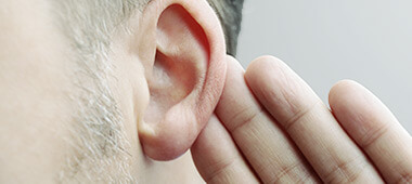 Conductive hearing loss