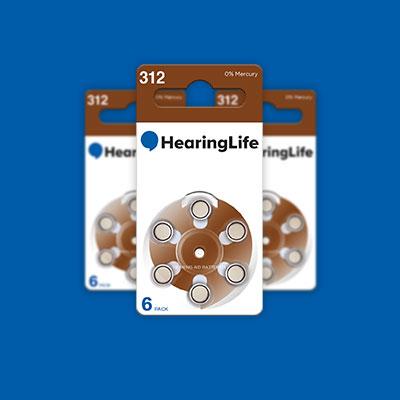 hearing aid batteries