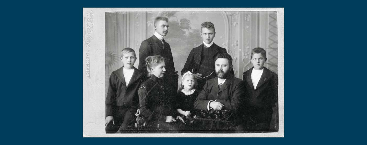 hans-demant-william-camilla-family