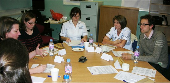 What does hearing-aid use tell us focus group