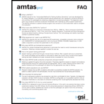AMTAS Pro Frequently Asked Questions