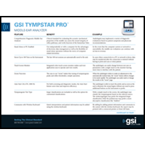 TympStar Pro Frequently Asked Questions