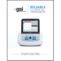 TympStar Pro Tympanometer Brochure