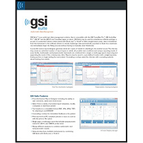 GSI Suite Brochure