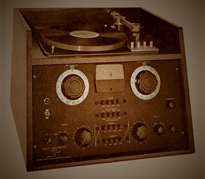 Speech Audiometer