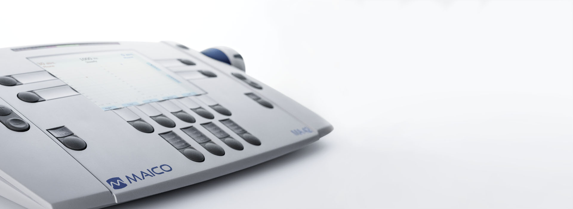 Diagnostic audiometer MA 42 for tone and speech audiometry