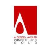 Neuro 2 winner of A´Design Award