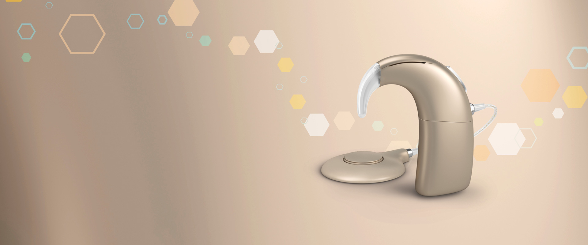 Neuro 2 is the smallest Behind-The-Ear cochlear sound processor on the market