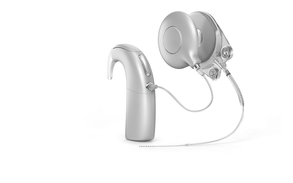 Cochlear implant system by Oticon Medical