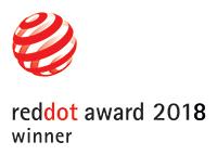 oticon red dot award 2018
