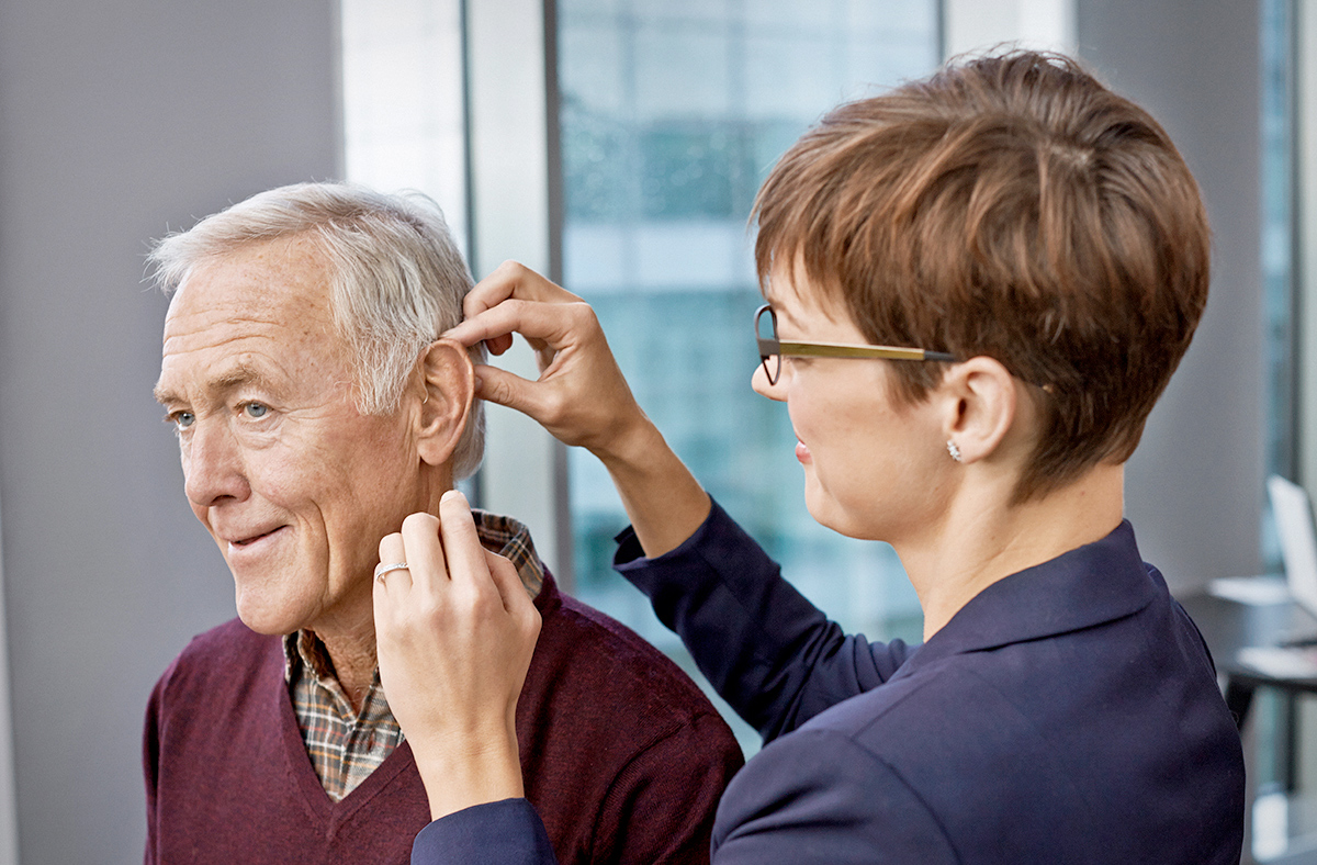 Hearing Care is Health Care