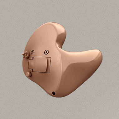 Full Shell hearing aids