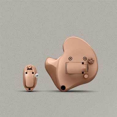 opn in the ear hearing aid models