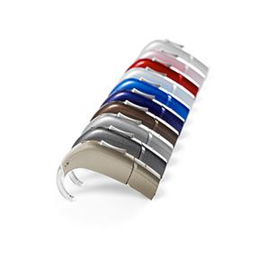 appareils auditifs de toutes les couleurs