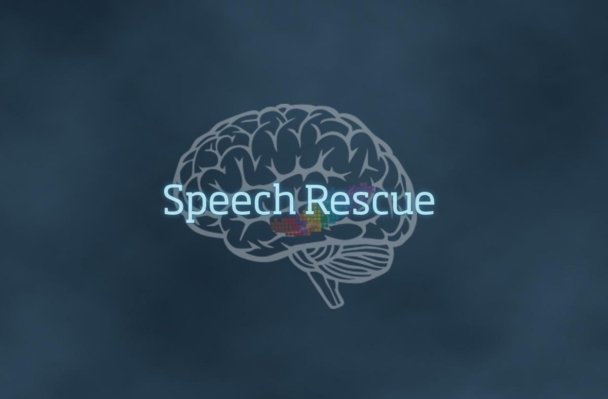 image cerveau technologie speech rescue