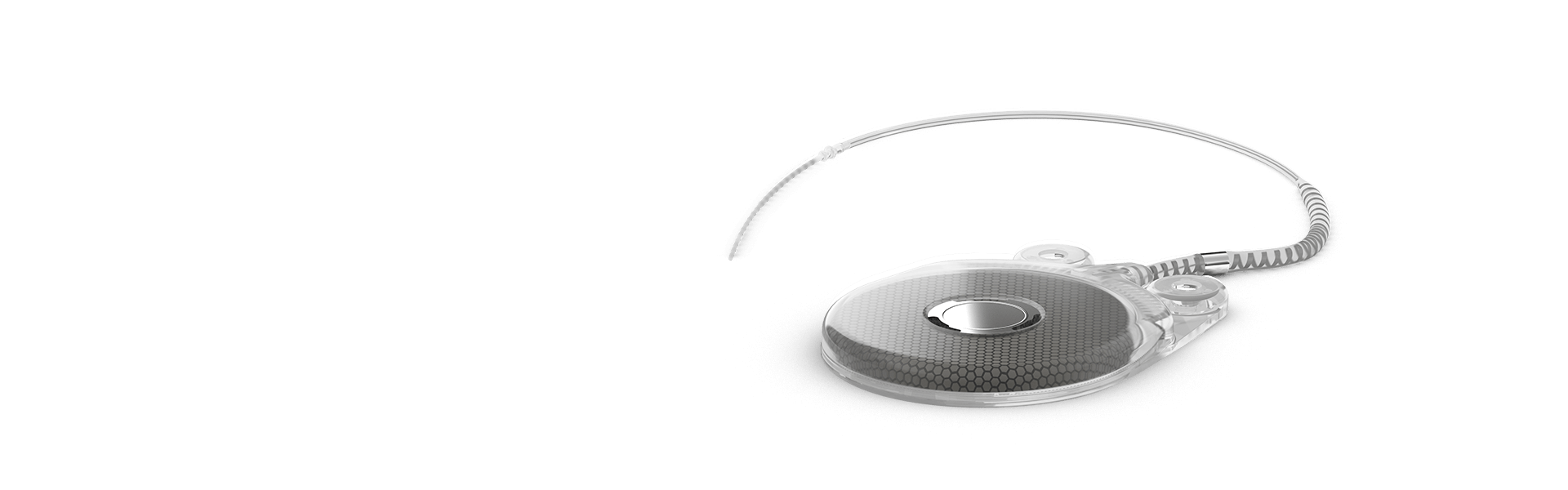 The Neuro Zti implant is the industry's most compact implant, designed to make surgery as simple as possible.