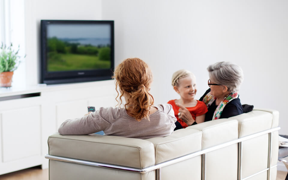 Connect your TV to your Oticon Medical Streamer